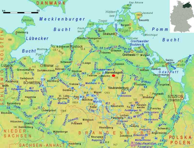 norden in deutschland